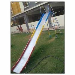 Playground Straight Slide