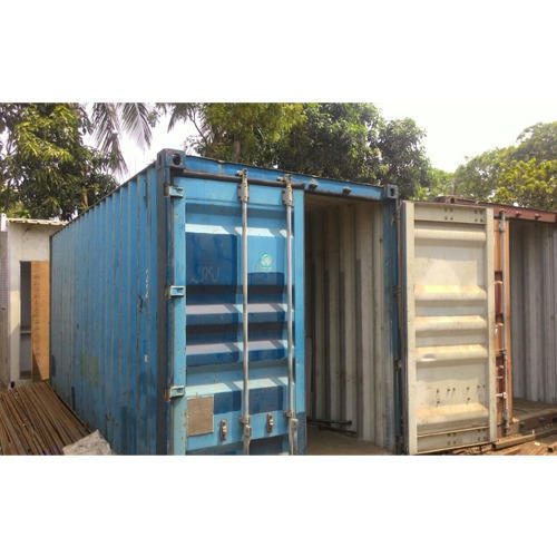 Shipping Empty Container