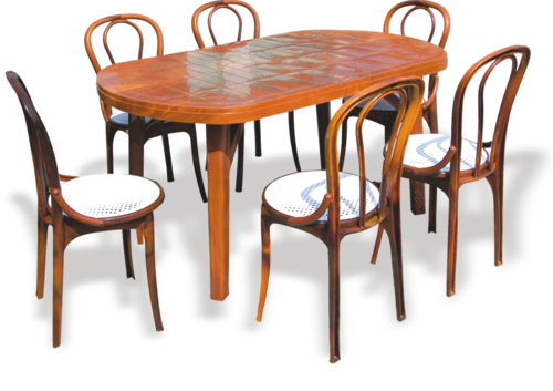 Plastic Dining Table Supreme Industries Limited Manufacturer