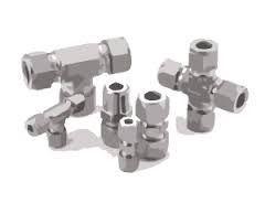 Titanium Compression Fittings