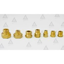 Brass Male Female Coupling