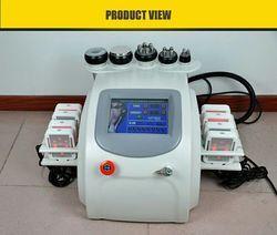 Laser Slimming with Rf Cavitation