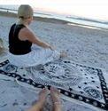 Ombre Design Bohemian Indian Mandala Tapestry