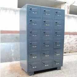 18 Locker Cabinets