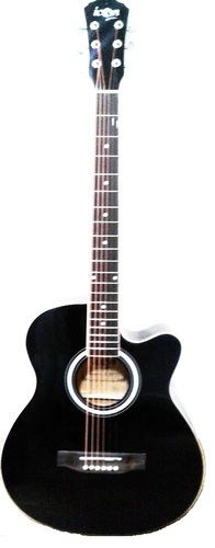 New Icon Guitar In Black Color At Rs 5500 Piece Acoustic Guitar