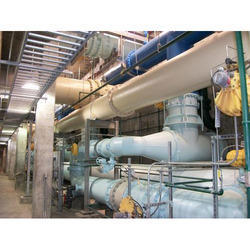 Water Pipeline Fabrication Service
