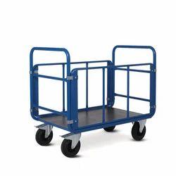 Open Door Platform Trolley