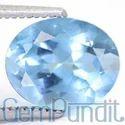 3.04 Carats Blue Topaz