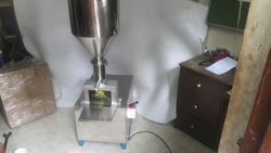 Vertical ECG Gel Filling Machine