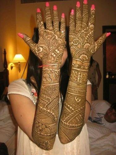 Female Bridal Mehendi Design Services Sneha Mehendi Id 19303673933