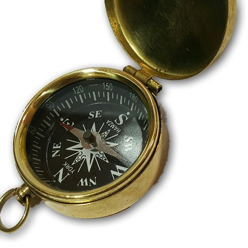 Ltd Nautical L.g London 1941 Fine Craftsmanship Military Compass Engineering Prismatic Vtg Co