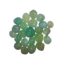Green Onyx Pebble Stone
