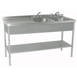 Double Sink Unit