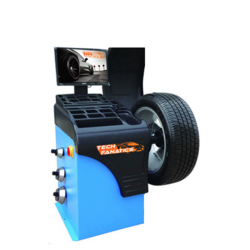 LCD Wheel Balancer