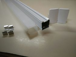 LED Tube Light Housing