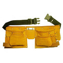 Yellow Pouch Tool Belt