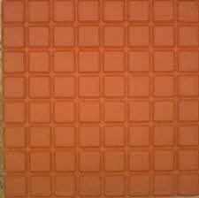 Ceramic Chequered Tile 6
