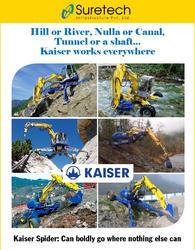 Kaiser Walking Excavator