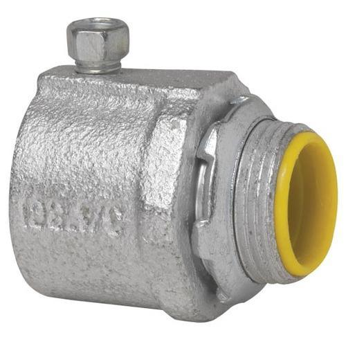 Electrical G I Conduit Fittings Rigid Connector