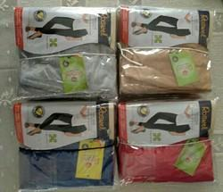 11 Colors Cotton Lycra 180 Gsm Ankle length Leggings ROSWEL, Size: Free Size