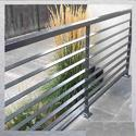 Galvanized Balcony Railing