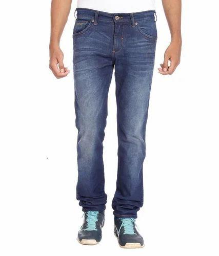 Mens Jeans - Denim Blue Jeans Manufacturer from New Delhi