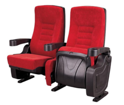 Pushback Theater Chair