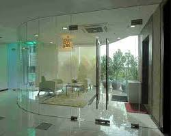Toughened Door Glass