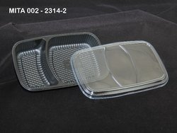 Disposable 002-2341-2 Food Tray