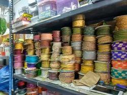 Dina Fashion Innovation, Chennai - Retail Showroom of Lace and