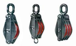 wire rope pulley block for crane