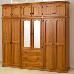Delighful Wooden Furniture Design Almirah And Decorating