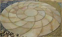 Gwalior Mint Natural , Tint Mint circle