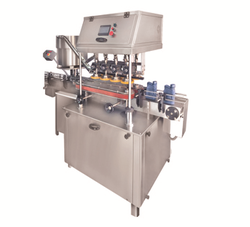 Inline Screw Capper Machine