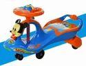 Blue Baby Twister Car(magic Car)