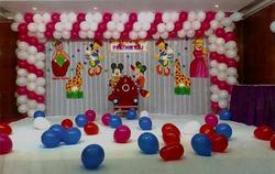 Birthday Party Event Services Birthday Decoration Services in Vadodara