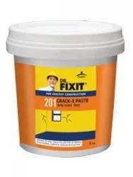 Dr. Fixit Crack X Past for Repair Plaster Cracks
