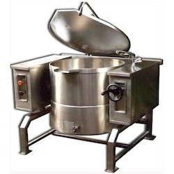 Rice Boiler Tilting Type