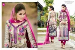 Georgette Digital Printed Salwar Suits