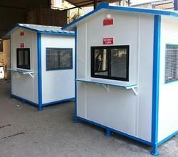Sandwich Panel Security Cabin
