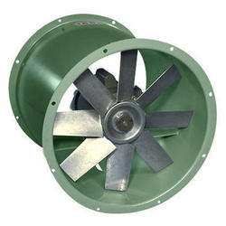 Pressure Smoke Protection Fan