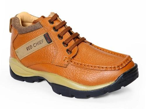 Elephant Tan Red Chief Rc2051 Casual Shoe