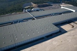 Roofing Industrial Sheds