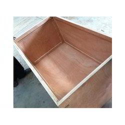 Brown Ply Wooden Cleated Boxes