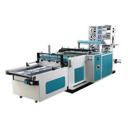 Heavy Duty Paper Bag Making Machine