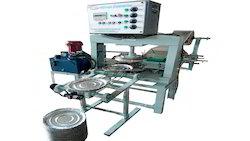 Automatic Thali Making Machine