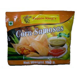 Frozen Corn Samosa