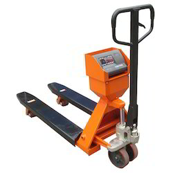 SEE-3 Weigh Scale Pallet Truck