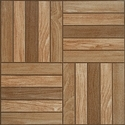 Johnson Eagan Rose 60 X 60 Cm Ceramic Floor Tile Brown