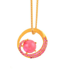 Tanishq Gold Pendant at Best Price in India